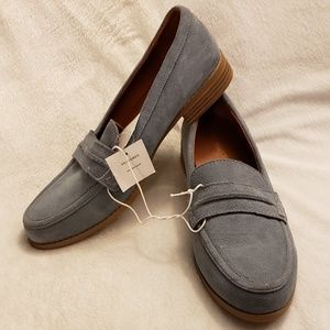 Universal Thread | Aanmae Suede Loafers | NWT